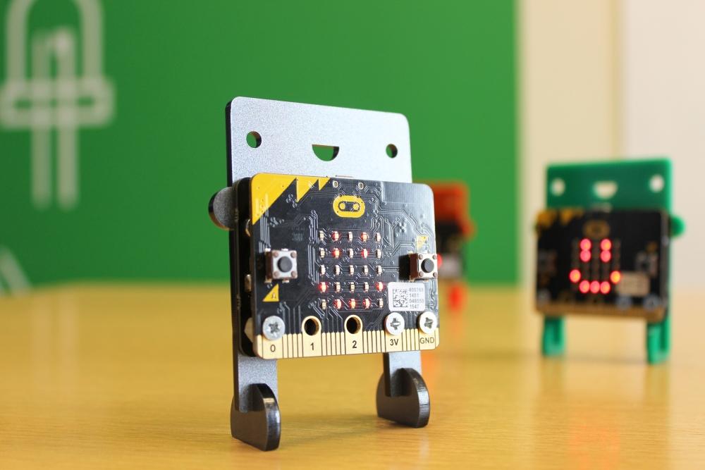 Micro:bit: programación con Makecode y Proyectos STEAM para el aula