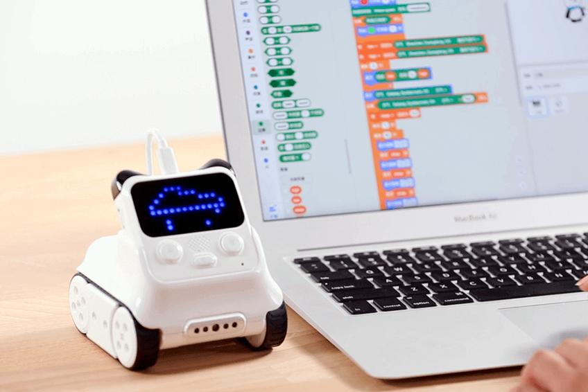 Codey Rocky: robótica y programación educativa con mBlock5