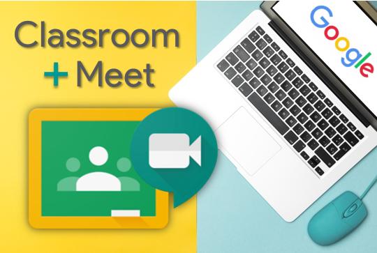 Google Classroom y Meet: gestiona e imparte tus clases a distancia