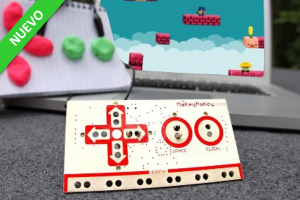 Makey Makey: proyectos Makers y Scratch para despertar la creatividad